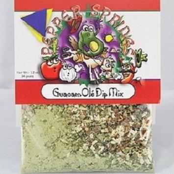 Pepper Springs-Dip Mix (3 pack) (GuacamOle)