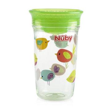 Luv N' Care, Ltd. Nuby Tritan 10oz Wonder Cup with Hygienic Cover, Birds