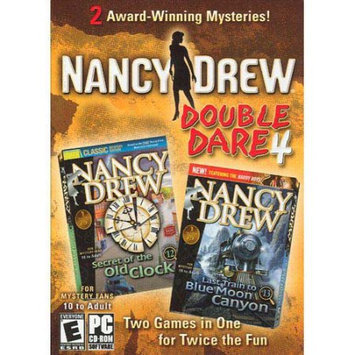 Atari Nancy Drew Double Dare 4