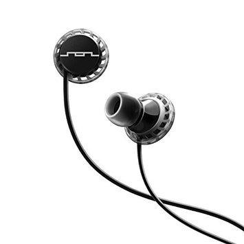 Sol Republic - Relays Sport Mfi Earbud Headphones - Black