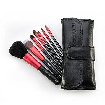 7pcs Pro Makeup Brushes Set Powder Foundation Eyeshadow Eyeliner Lip Brush kits