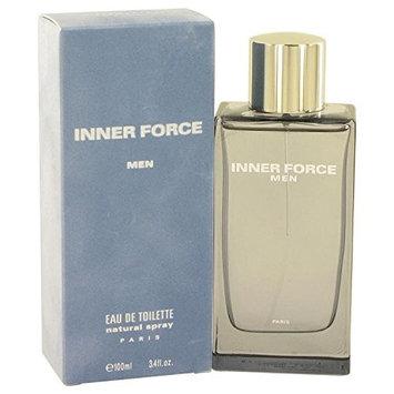 Inner Force by Glenn Perri Eau De Toilette Spray 3.4 oz