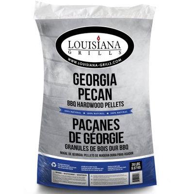 Cameron's Products Wood Pellets- 100% Natural Flavored Barbecue Grilling Pellets - No Fillers- 20 Lbs Bag (Georgia Peca