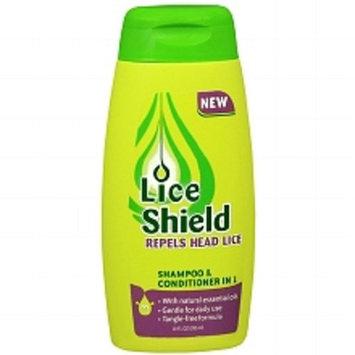 Lice Shield Lice Shampoo & Conditioner In 1