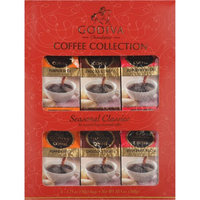 Godiva Seasonal Classics Coffee Collection, 6 ct