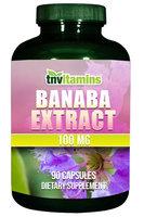 Tnvitamins Banaba Extract 100 Mg