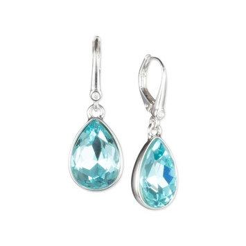 Crystal Teardrop Earrings, Created for Macy's