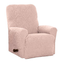 Jeffrey Home STRETCH FLORAL RECLINER SLIPCOVER