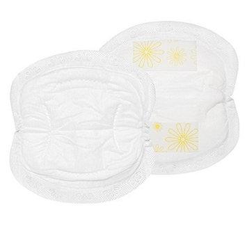 Medela 120 Count Disposible Nursing Pads and 6 Count Breast Milk Bottle Set