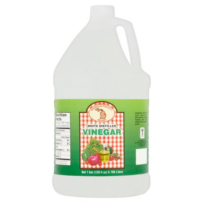 Tut's Int'l Export & Import Michigan Valley Brand White Distilled Vinegar, 1 gal