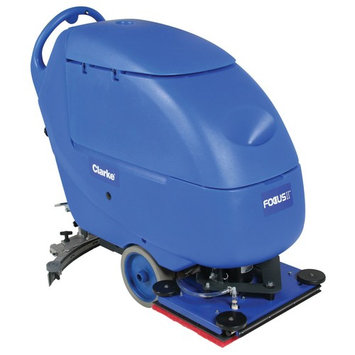 Clarke Focus II L20 BOOST Commercial Walk Behind Automatic Scrubber 20 Inch