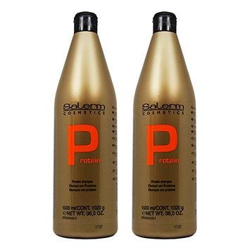 Salerm Protein Shampoo 36oz / 1000ml