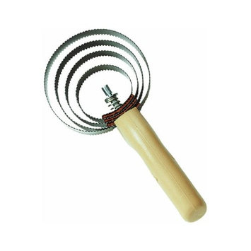 Spiral Curry Comb ( colors may vary )