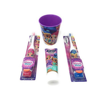 Shimmer & Shine Spin Brush Set