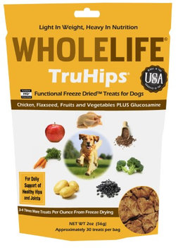 Whole Life Wholelife Pure Beef Strips Treats for Dogs & Cats 21oz