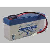 Replacement for NOVAMETRIX MEDICAL 2001 PULSE OX 8 VOLT 3.2AH BATTERY