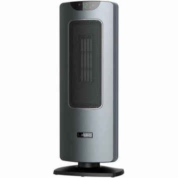 Lasko Ultra Ceramic Tower Heater with Remote Control and Save Smart Technology