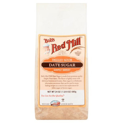 Bob's Red Mill Natural Foods, Inc. Bobs Red Mill, Sugar Date, 24 Oz (Pack Of 4)