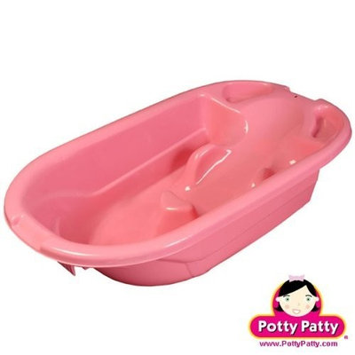 Potty Patty 2 in 1 Bath Tub