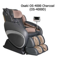 Osaki OS4000D Model OS-4000 Zero Gravity Executive Fully Body Massage Chair, Cream, Computer Body Scan System, True Ergonomic S-Track, Upgraded PU covering for...