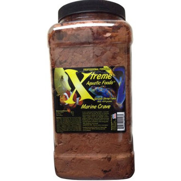 Xtreme Aquatic Foods Marine Krill/Shrimp Crave Krill Flake, High Protein, Cold Water Artic, 16 oz
