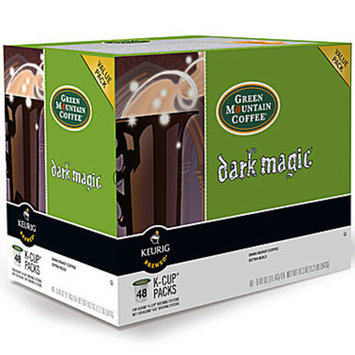 Green Mountain Coffee, Dark Magic (Extra Bold), K-Cup Portion Pack for Keurig K-Cup Brewers 24-Count (Pack of 2)