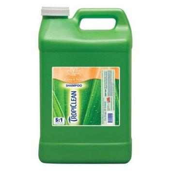 TropiClean Neem Flea and Tick Dog Shampoo, 2-1/2-Gallon TROP900165 TROPICLEAN MANUFACTURING INC