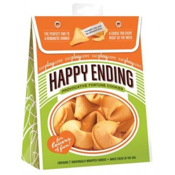 Icon Brands Happy Ending Fortune Cookies, Year Round, 4 Ounce