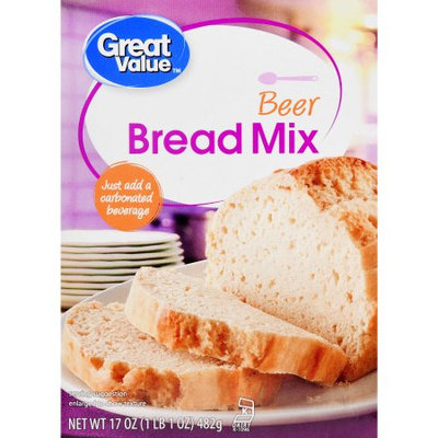 Great Value Beer Bread Mix