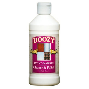 Doozy Multi-Surface Cleaner and Polish, Convenience Size, 16-Ounce