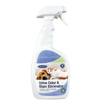Nilodor Natural Touch Enzyme Odor and Stain Eliminator, 32 Ounces