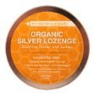 Original All Natural Silver Lozenges - Soothing Honey with Lemon: The Perfect Cough Drop for Cough, Throat & Mouth Health and Immune Support - Contains 30ppm Silver Solution in Each Drop