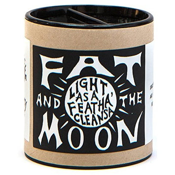 Fat and The Moon - All Natural/Organic Light As A Featha Dry Cleanser (2 oz)