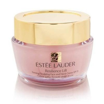 Estee Lauder Resilience Lift Firming / Sculpting Face and Neck Creme SPF 15 for Normal / Combination 0.5 Ounce