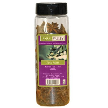 Jansal Valley Star Anise, 6 Ounce