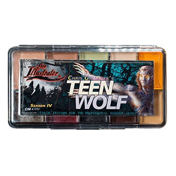 PPI Skin Illustrator Teen Wolf Alcohol Activated Makeup Palette