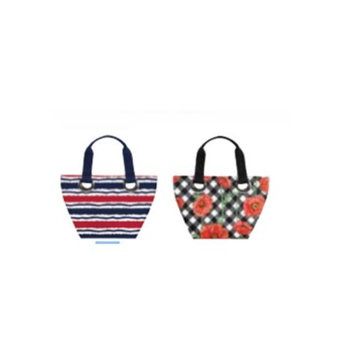 Joann Marie Designs MBMS Mini Bag - Marina Stripe Pack of 2