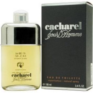 Cacharel Pour L'homme Eau de Toilette Spray, 3.4 Fl Oz