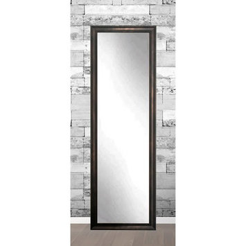 BrandtWorks American Accent Clouded Leaning Floor Mirror