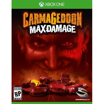 Stainless Games Carmageddon: Max Damage (Xbox One)