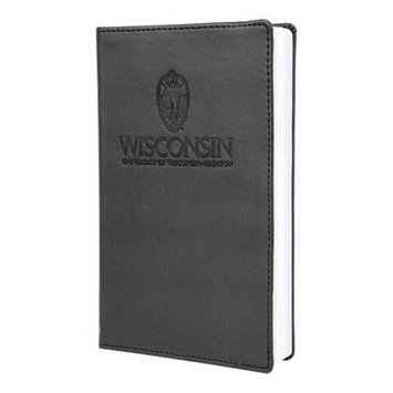 Samsill Classic Hardbound Journal - 120 Sheets - 240 Pages - Ruled 5 1/4