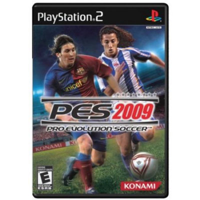 Konami Digital Entertainment PRO EVO SOCCER 2009 NLA