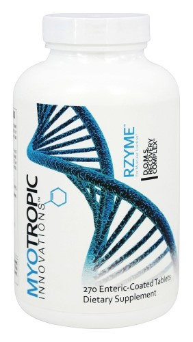 Myotropic Innovations - Rzyme D.O.M.S. Recovery Complex - 270 Enteric-Coated Tablets