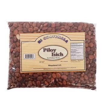 Diprosa Mi Guatemala Yellow Kidney Beans 2 Lb - Frijol Isich (Pack of 12)
