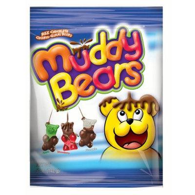 Taste Of Nature Inc Muddy Bears 5 Oz, 12 Ct