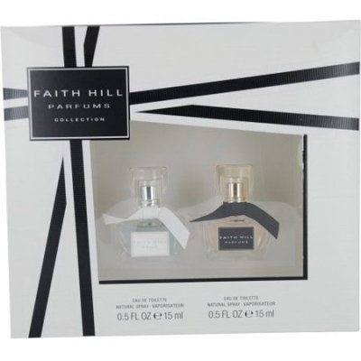 Faith Hill Parfums Collection by Faith Hill - Gift Set for Women
