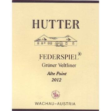 2012 Hutter Federspiel Grüner Veltliner Alte Point 750 mL