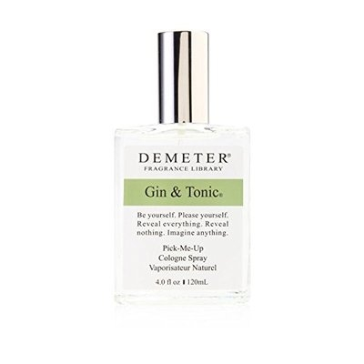 Gin & Tonic by Demeter Cologne Spray 4 oz for Male