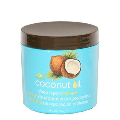 Excelsior Coconut Oil Deep Repair Masque 12 oz. by Excelsior
