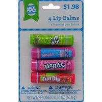 Seasonal 4 Pack Lip Balms